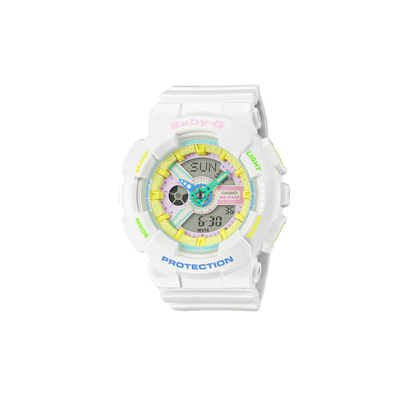 CASIO BABY-G HARAJUKI DAY AND NIGHT SERIES BA110TM-7A