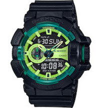 CASIO G-SHOCK GA400LY-1A
