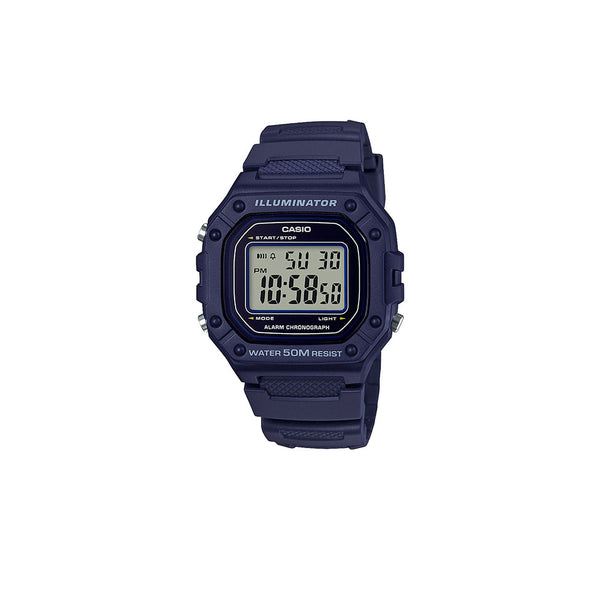 CASIO CLASSIC ILLUMINATOR WATCH W218H-2A
