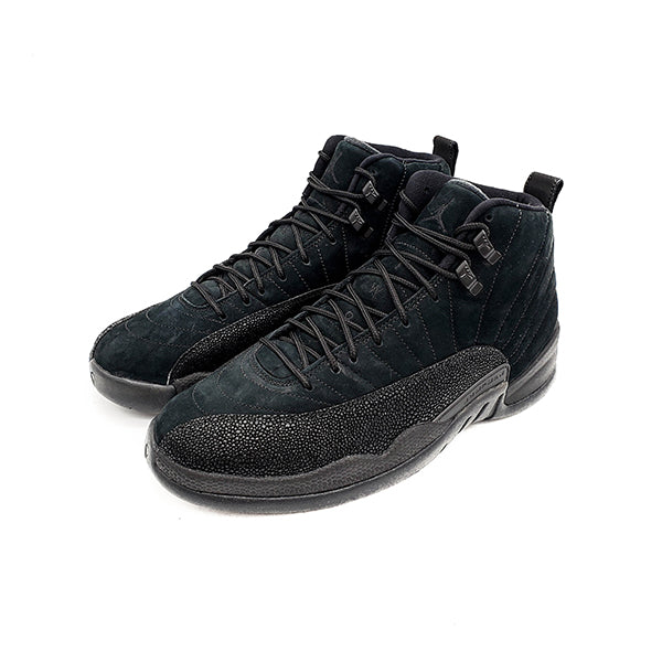 "AIR JORDAN 12 RETRO ""OVO BLACK"" 2017"