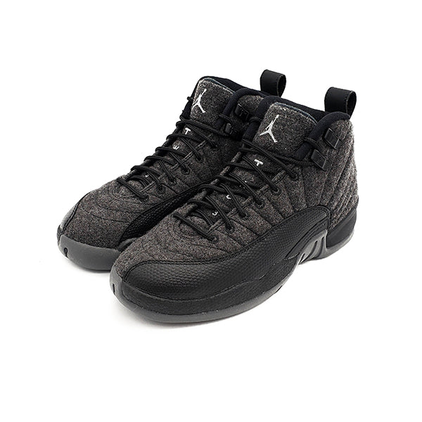 "AIR JORDAN 12 GS ""WOOL"""