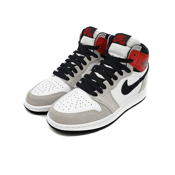 "AIR JORDAN 1 RETRO HIGH GS ""LIGHT SMOKE GREY"""
