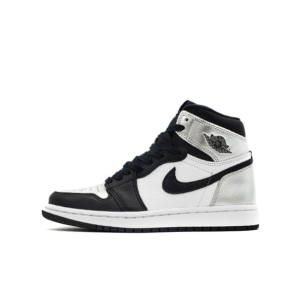 AIR JORDAN 1 RETRO HIGH SILVER TOE W 2021