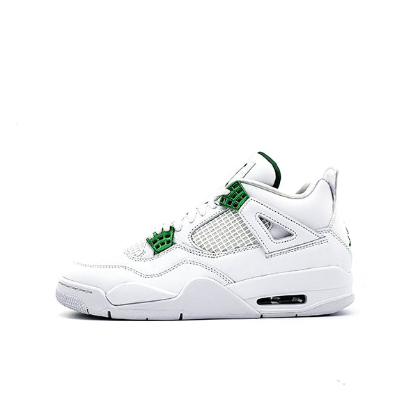 "AIR  JORDAN 4 RETRO ""GREEN METALLIC"" 2020"