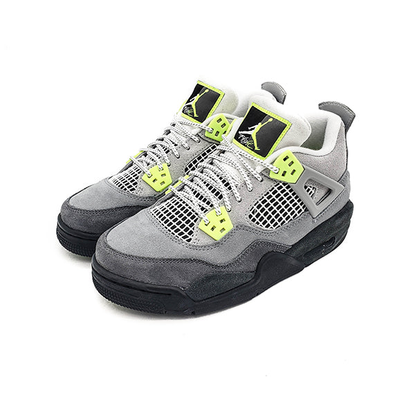 "AIR JORDAN 4 RETRO SE 95 GS ""NEON"" 2020"