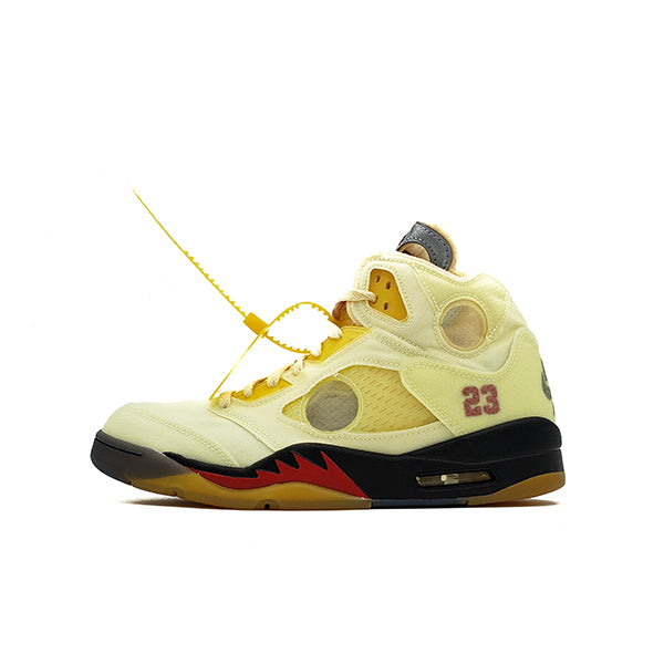 AIR JORDAN 5 RETRO OFF-WHITE SAIL 2020