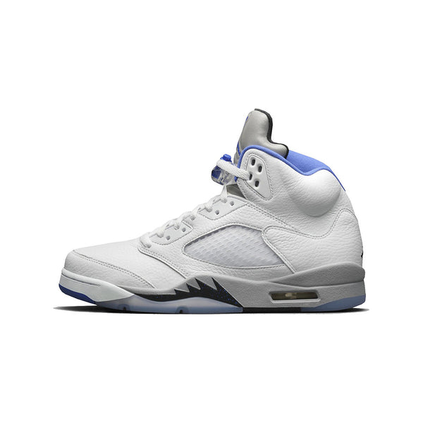 AIR JORDAN 5 RETRO WHITE STEALTH 2021