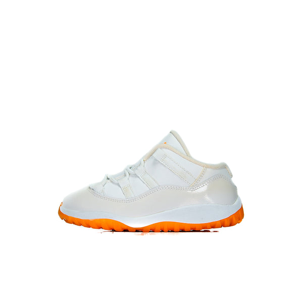 "AIR JORDAN 11 LOW TD ""CITRUS"" (INFANTS)"