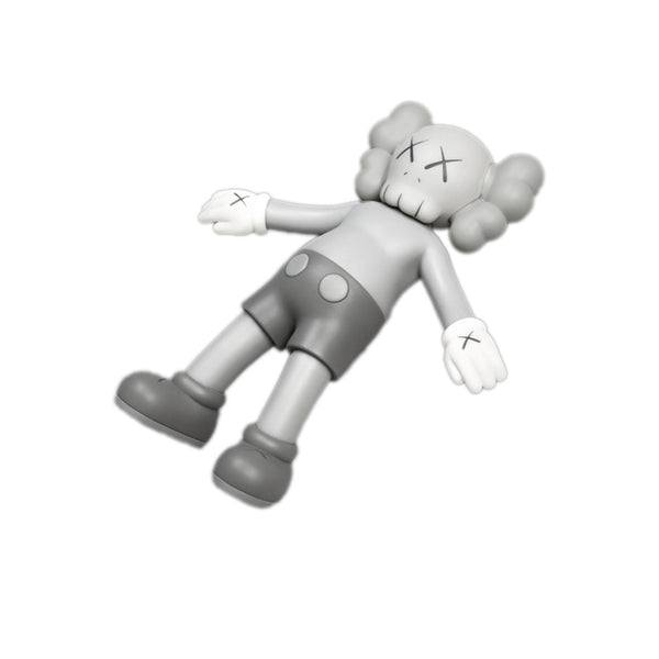 KAWS HOLIDAY HONG KONG BATH TOY GREY SS19