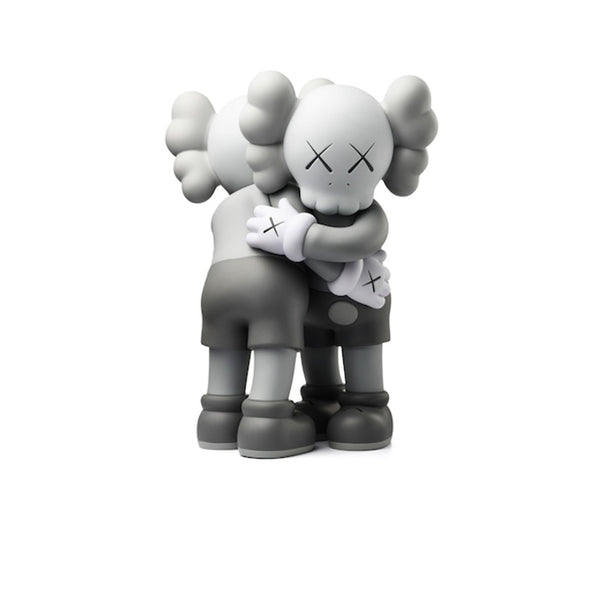 KAWS TOGETHER VINYL FIGURE GREY SS18