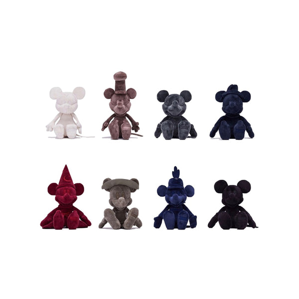 KITH X DISNEY PLUSH THROUGH THE AGES (BOX SET OF 8) MULTI