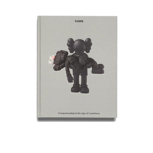 KAWS NGV COMPANIONSHIP IN THE AGE OF LONELINESS (BOOK ONLY) FW19