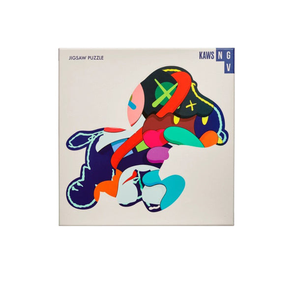 KAWS NGV STAY STEADY 1000 PIECES PUZZLE