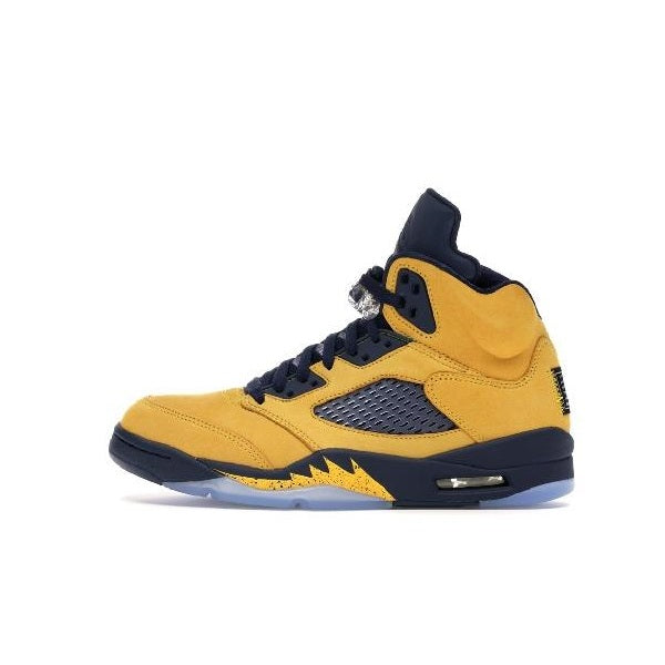 "AIR JORDAN 5 ""MICHIGAN"" 2019 CQ9541-704"