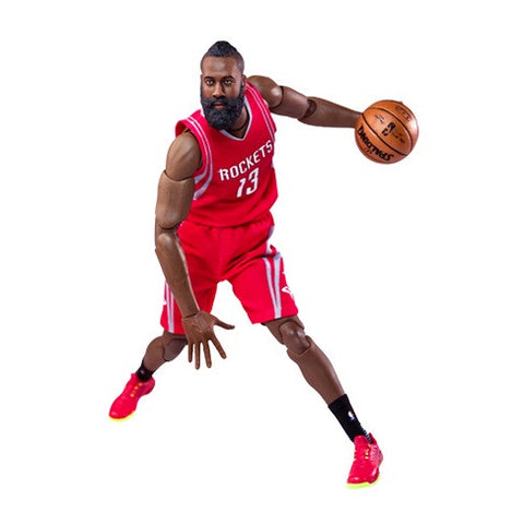 ENTERBAY JAMES HARDEN 1:9 FIGURE MM-1202