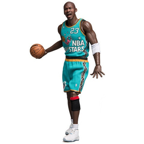 ENTERBAY MICHAEL JORDAN 1996 ALL-STAR 1:6 FIGURE LIMITED EDITION