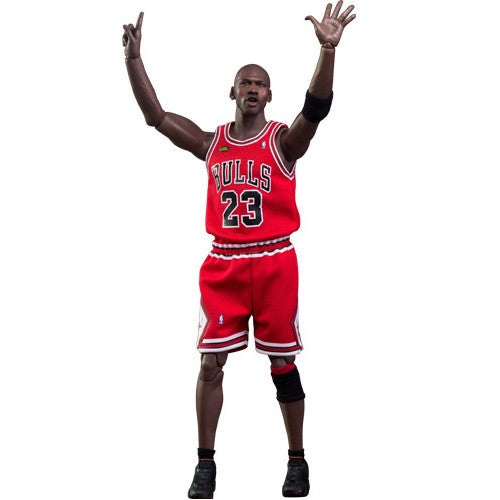 ENTERBAY MICHAEL JORDAN SERIES 2 #23 ROAD THE LAST SHOT 1:6 FIGURE RM-1058