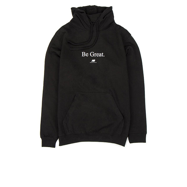 NEW BALANCE KAWHI LEONARD BE GREAT HOODIE BLACK