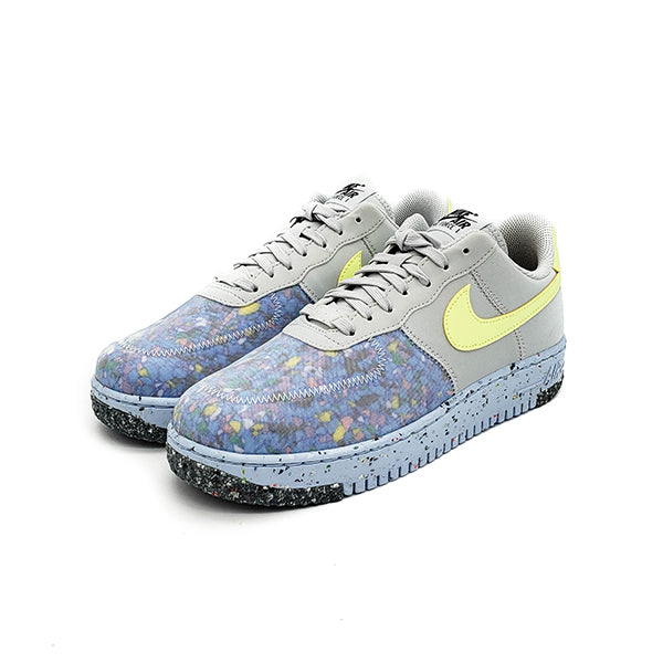 NIKE AIR FORCE 1 CRATER PURE PLATINUM BARELY VOLT 2020