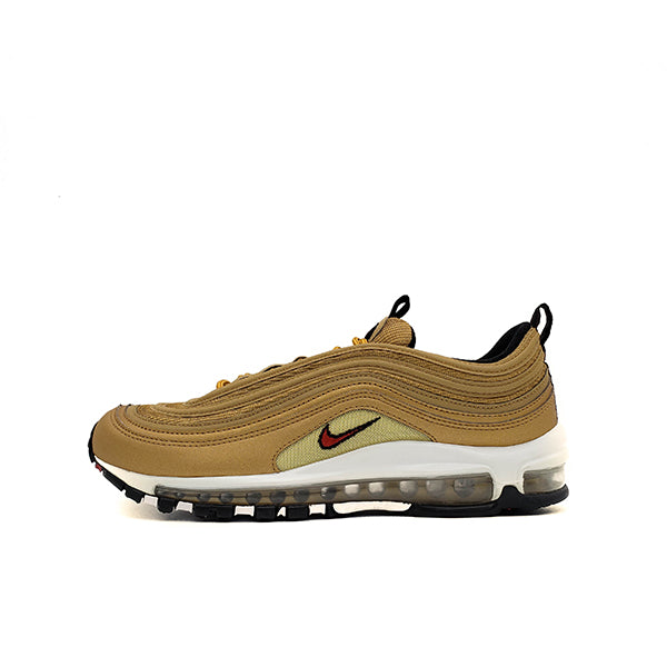 "NIKE AIR MAX 97 OG ""GOLD METALLIC BULLET"""