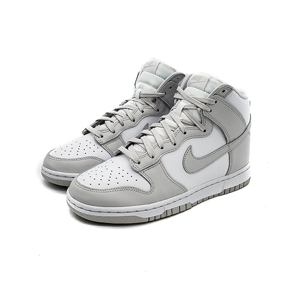 NIKE DUNK HIGH RETRO WHITE VAST GREY 2021