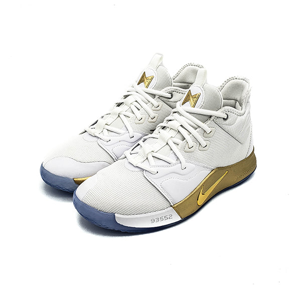 "NIKE PG 3 NASA ""WHITE"""