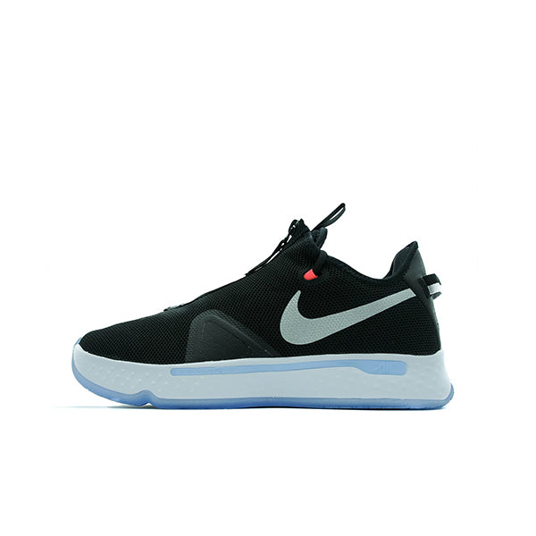 "NIKE PG 4 ""BLACK LIGHT SMOKE GREY"""