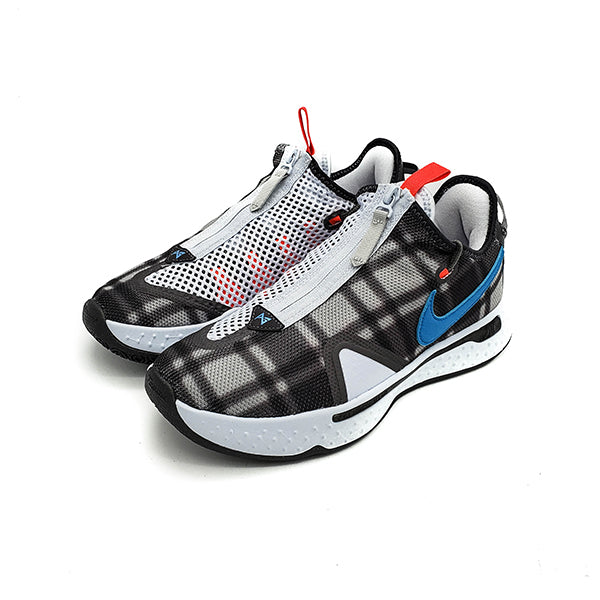 "NIKE PG 4 ""FOOTBALL GREY PLAID"""