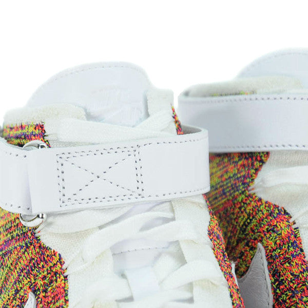 "NIKE AIR FORCE 1 ULTRA FLYKNIT MID ""MULTICOLOR"" 2016 817420-700"