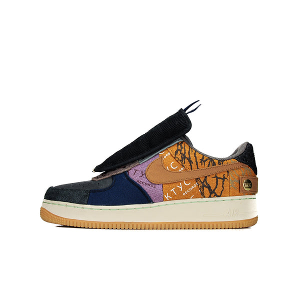 "NIKE AIR FORCE 1 LOW TRAVIS SCOTT ""CACTUS JACK"""
