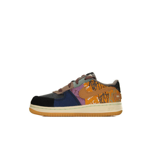 NIKE AIR FORCE 1 LOW TD TRAVIS SCOTT CACTUS JACK 2019 (TODDLER)