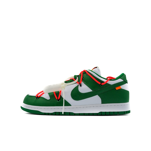 "NIKE DUNK LOW OFF-WHITE ""PINE GREEN"""