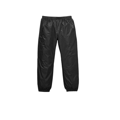 "SUPREME PACKABLE RIPSTOP PANT ""BLACK"" FW17"