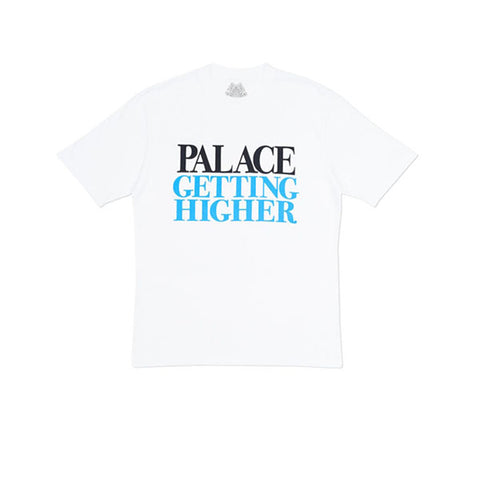 PALACE GETTING HIGHER TEE WHITE