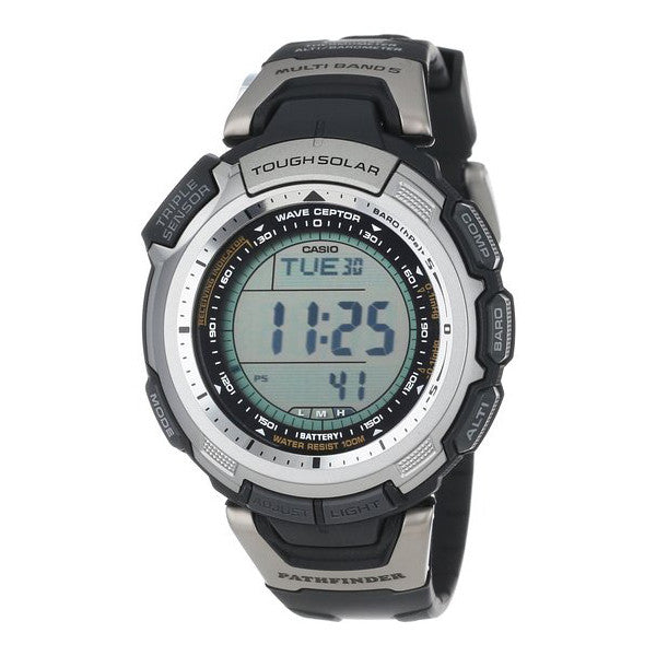 Casio Black Pathfinder - PAW1300-1V