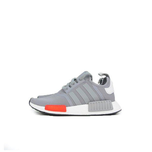 "ADIDAS NMD RUNNERS J ""GREY/RED"" 2016 S75487"