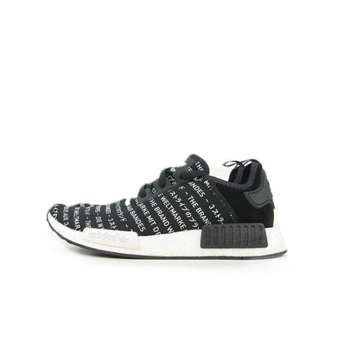 "ADIDAS NMD R1 THREE STRIPES ""BLACKOUT"" 2016 S76519"