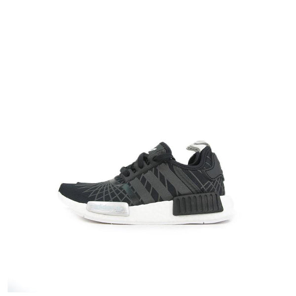 "ADIDAS NMD RUNNER W ""CORE BLACK/SILVER"" 2016 S79386"