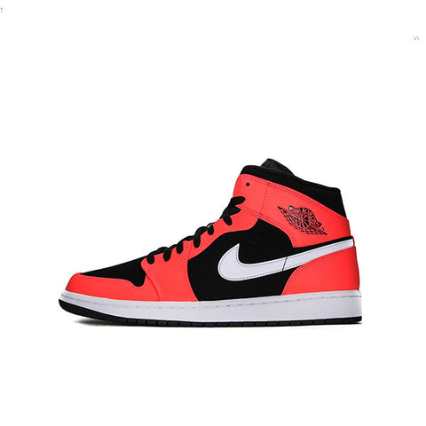 "AIR JORDAN 1 MID ""INFRARED 23"" 2019 554724-061"