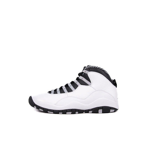 "AIR JORDAN 10 ""STEEL"" GS 2013 310806-103"