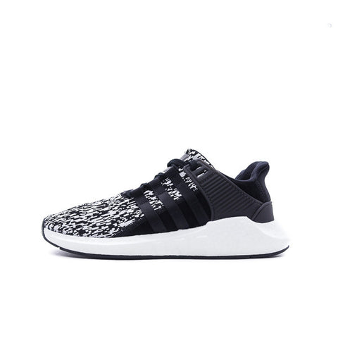 "ADIDAS EQT SUPPORT 93/17 ""GLITCH"" BLACK WHITE BZ0584 2017"