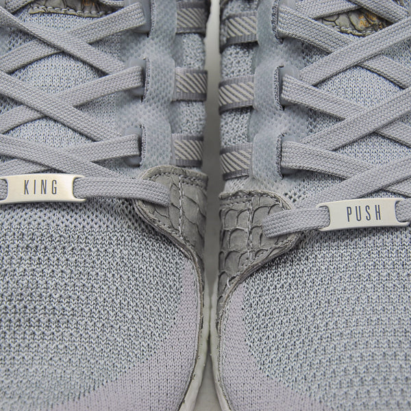 "ADIDAS EQT SUPPORT BOOST PRIMEKNIT GREY ""KING PUSH"""