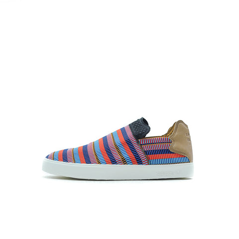 "ADIDAS ELASTIC SLIP ON PHARRELL ""MULTI-COLOR"" 2016 AQ4919"