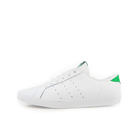 "ADIDAS ORIGINALS MISS STAN WOMENS ""WHITE/GREEN"" 2016 M19536"