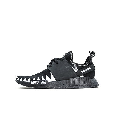 "ADIDAS NMD R1 NEIGHBORHOOD ""CORE BLACK"" 2018 DA8835"
