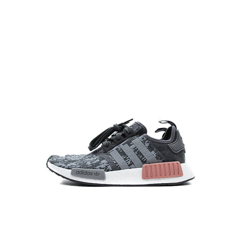 "ADIDAS NMD R1 W ""HEATHER GREY RAW PINK"" 2017 BY9647"