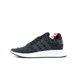 "ADIDAS NMD R2 PK ""BLACK RED"" 2017 BA7252"