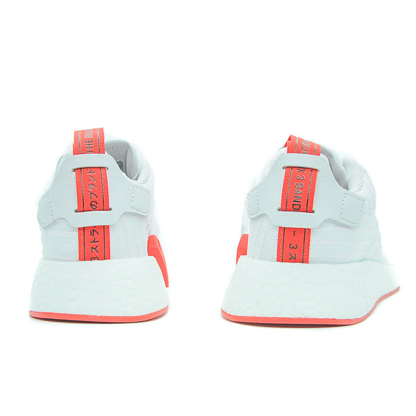 "ADIDAS NMD R2 PK ""WHITE RED"" 2017 BA7253"