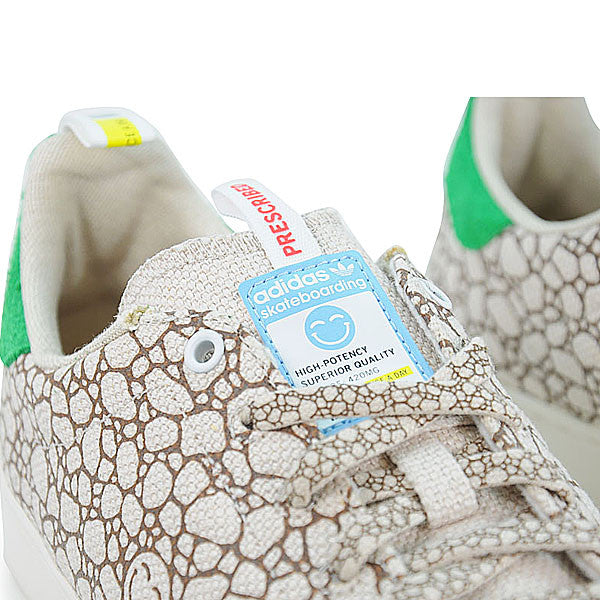 ADIDAS STAN SMITH VULC HAPPY 420 2016