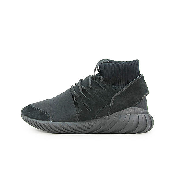 "ADIDAS TUBULAR DOOM ""TRIPLE BLACK"" 2016 S74794"